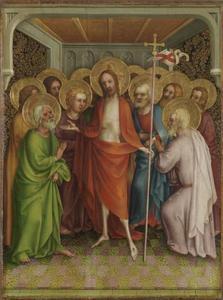 Christus verschijnt aan de apostelen