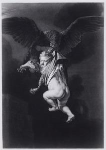 De roof van Ganymedes (Ovidius, Metamorfen X, 153ff)