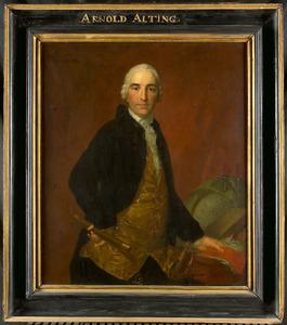 Portret van Willem Arnold Alting (1724-1800)