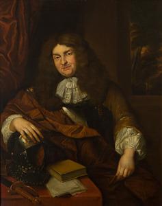 Portret van Adolf Hendrik van Raesfelt (....-1682)
