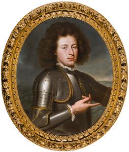 Portret van Johannes Noorthey (1665-1702)