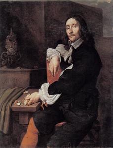 Portret van een onbekende schelpenverzamelaar