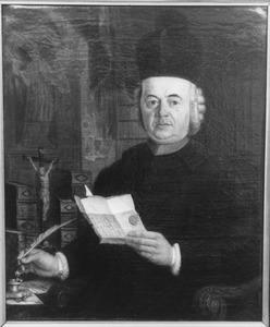Portret van Emericus (Aymericus) van de Capelle (1718-1787)