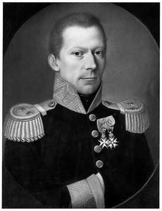 Portret van Pieter Hendrik van Zuylen van Nyevelt (1782-1825)