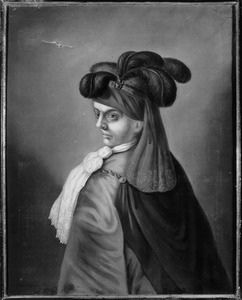 Portret van Taecke Obbema van Heemstra (1475-1538)