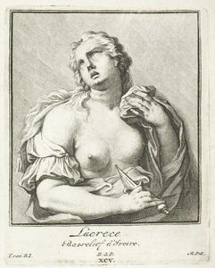 De zelfmoord van Lucretia (pl. XCV)