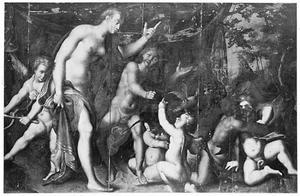 Venus en de Amoeretten