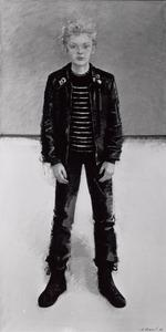 Portret van Jef Stapel