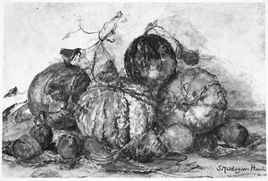 Pompoenen en appels