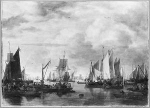 Inscheping voor Dordrecht