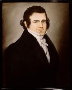 Portret van Hendrik Groeneveldt (1798-1855)