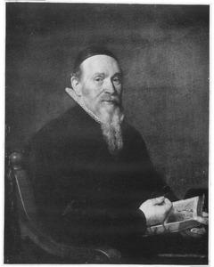 Portret van een botanicus