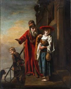 De wegzendig van Hagar en Ismael