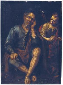 De bevrijding van Petrus uit de gevangenis