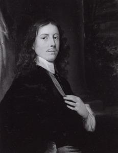 Portret van Matthijs Pompe (1621-1679)