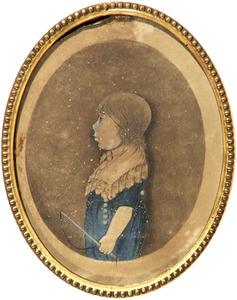 Portret van A.W. Rembges (1804- )