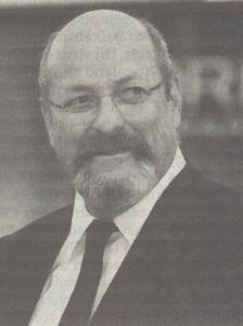 Portret van Allan Sekula