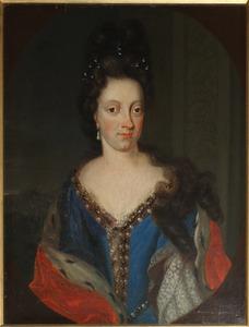 Portret van Prinses Sophie Hedevig (1677-1735)