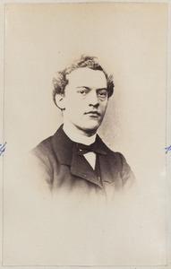 Portret van man uit familie Henning