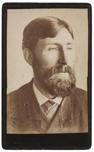 Portret van Hendricus Quirinus Schrijver (1856-...)