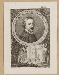 Portret van Gerard van Velzen ( -1307)