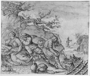 De parabel van het onkruid onder de tarwe (Mattheus 13:24 en 36-43)