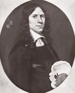 Portret van Reynier Visch (1624- )