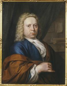 Portret van Isaac Morjé (1702-1769)