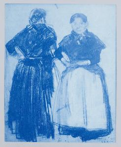 Twee meiden