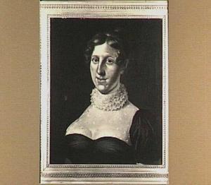 Portret van een dame