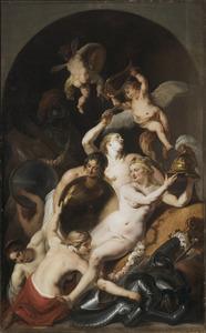 Venus in de winkel van Vulcanus