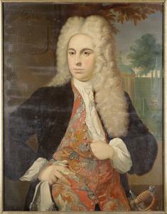 Portret van Herman Berkhout (1702-1761)