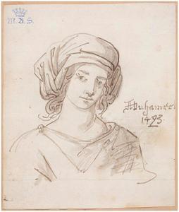 Portret van Alart du Hameel (....-....)