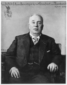 Portret van Eltjo Aldegondus van Beresteyn (1876-1948)