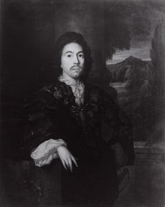 Portret van de Huybert