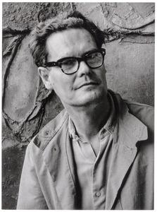 Portret van Jaap Wagemaker