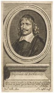 Portret van Johannes Erasmus Blum (1624-1683)