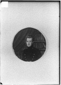 Portret van Alexander Willem Michiel van Hasselt (1814-1902)