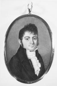 Portret van Monsieur Truffino