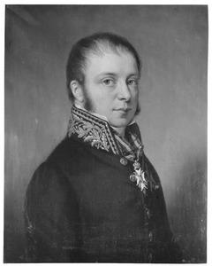 Portret van Rudolf Willem Jacobus van Pabst (1775-1841)