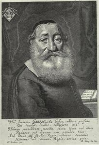 Portret van Gabriel Kyng (1603-1684)
