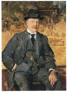 Portret van Jacobus Slagmulder (1861-1921)