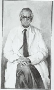 Portret van Henk Verbiest (1909-1997)