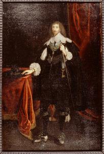 Portret van Philip Herbert, 4th Earl of Pembroke (1584-1650), Lord Chamberlain