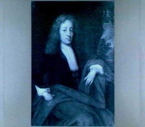 Portret van Willem van den Kerkckhoven Wzn,. Baljuw en Schout van Gouda