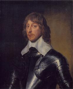 Portret van George, Lord Goring (1608-1657), bevelhebber in het koninklijke leger in de Burgeroorlog