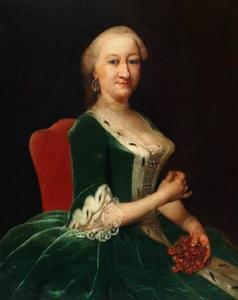 Portret van Jacoba Arendina Meulenaer