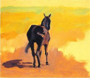 'Paardje met twee oren'