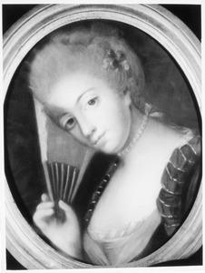Portret van een persoon genaamd Adelgonda Christina Wolthers (1752-1802)