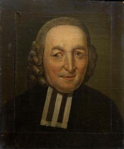 Portret van Petrus Arnoldus Conradus Hugenholtz (1724-1797)